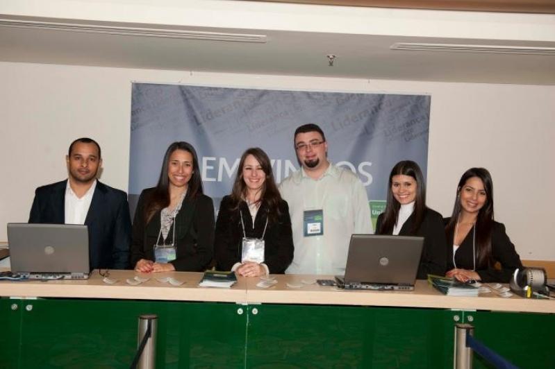 Agência de Casting para Seminários Perus - Casting para Feiras