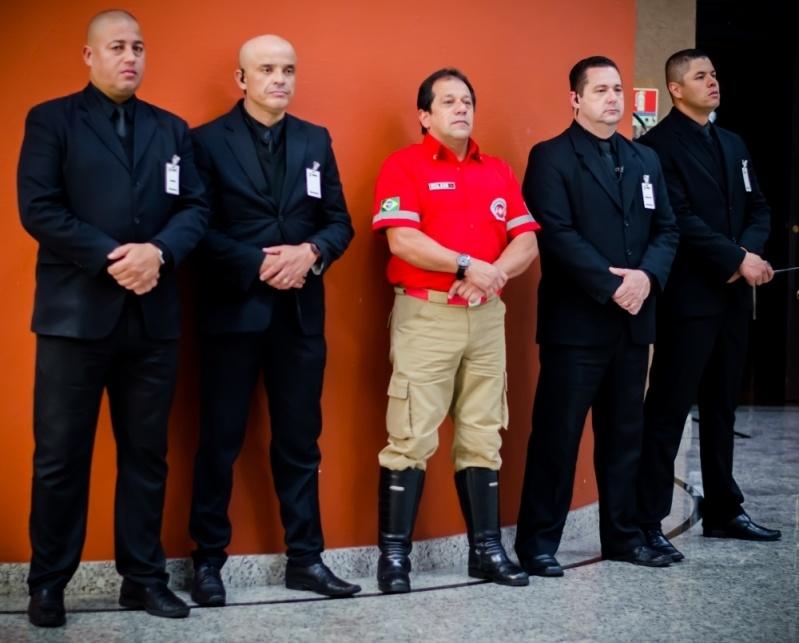 Agência de Segurança para Eventos em Sp Higienópolis - Segurança em Eventos
