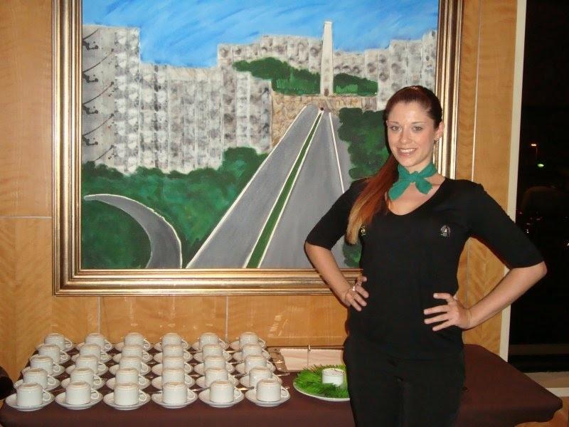Contratar Recepcionista para Palestras na Vila Mazzei - Recepcionista para Feiras de Beleza