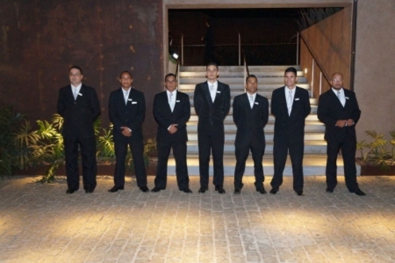Contratar Segurança em Eventos em Santa Isabel - Segurança Privada para Grandes Eventos