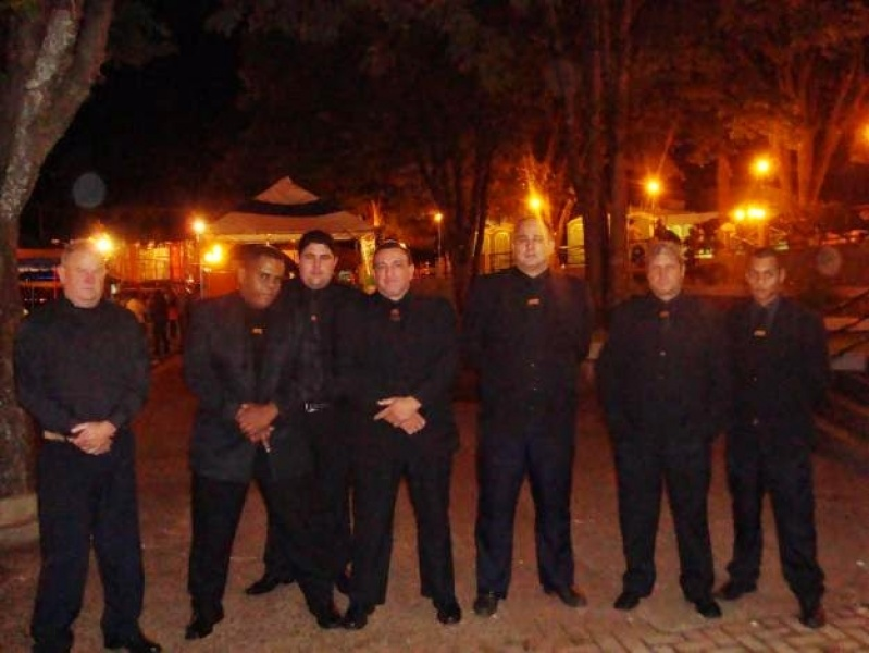 Empresa de Segurança para Eventos em Sp na Vila Dalila - Segurança para Feiras