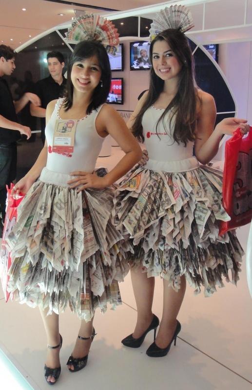 Modelos para Feiras Promocionais na Vila Sônia - Casting de Promotores para Eventos