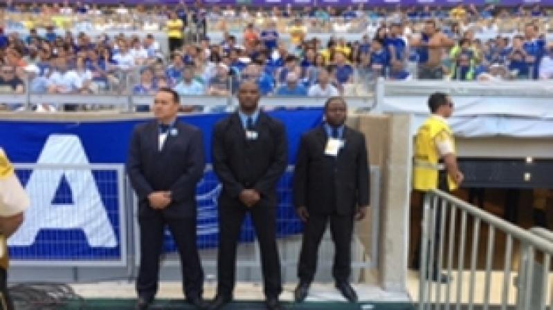 Segurança nos Eventos Esportivos Jardim Guarapiranga - Segurança para Grandes Eventos