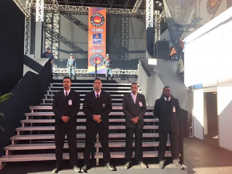 Segurança para Grandes Eventos em São Bernardo do Campo - Segurança em Eventos