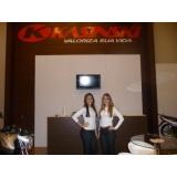 agência de modelos para feiras promocionais em Carapicuíba