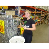 casting de promotor para supermercado Jardim São Paulo