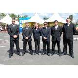 contratar segurança nos eventos esportivos Higienópolis