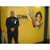 contratar segurança para evento na Anália Franco