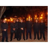 empresa de segurança para eventos em sp em Cajamar