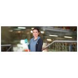equipes de limpeza em congressos na Vila Gustavo