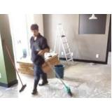 limpeza pós evento em Guararema