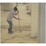 limpeza pós eventos preço Higienópolis