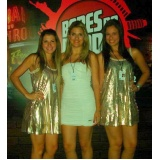promotor para festa e evento Jockey Club