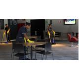 quanto custa limpeza para evento na Bixiga