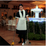 quanto custa serviço de limpeza para eventos Parque São Lucas