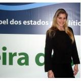 recepcionista bilíngue para eventos em sp na Vila Mazzei