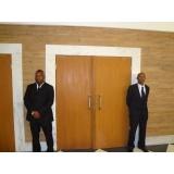 segurança em eventos na Mooca