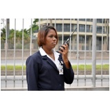 segurança feminino para eventos em sp na Vila Romana