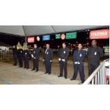 segurança privada para grandes eventos Parque Peruche