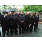 seguranças para grandes eventos Alto de Pinheiros
