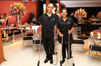 Auxiliares de Limpeza para Eventos Campo Belo - Auxiliar de Limpeza para Eventos