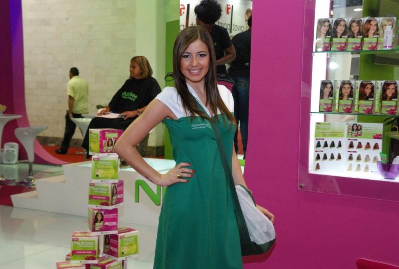 Casting para Eventos de Beleza Brooklin - Casting de Promotores para Supermercados