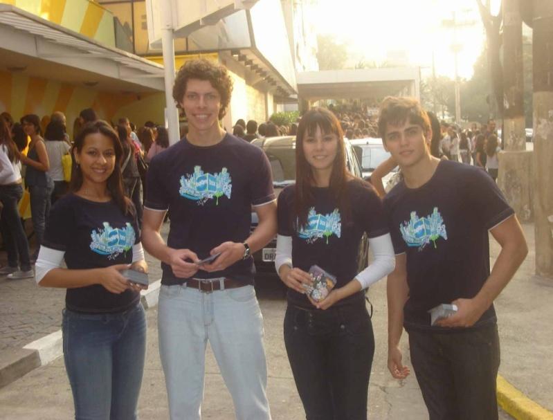Contratar Promotores para Eventos Jardim Guarapiranga - Promotores para Supermercados