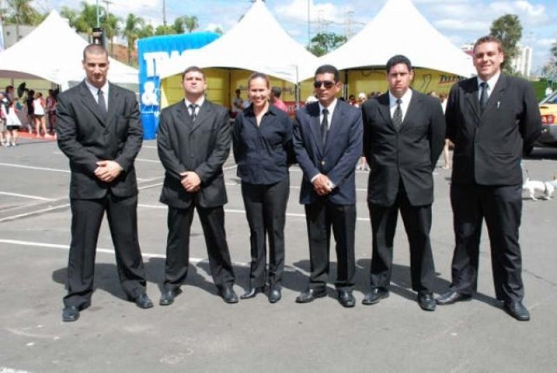 Contratar Segurança nos Eventos Esportivos Pacaembu - Segurança Feminino para Eventos
