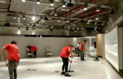 Equipe de Limpeza em Congressos Preço São Miguel Paulista - Auxiliar de Limpeza para Eventos