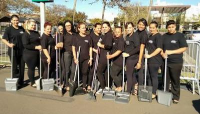 Equipes de Limpeza para Eventos na Brasilândia - Auxiliar de Limpeza para Eventos