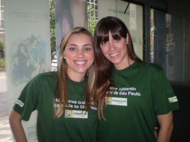 Recepcionistas para Palestras na Vila Andrade - Recepcionista para Feiras de Beleza