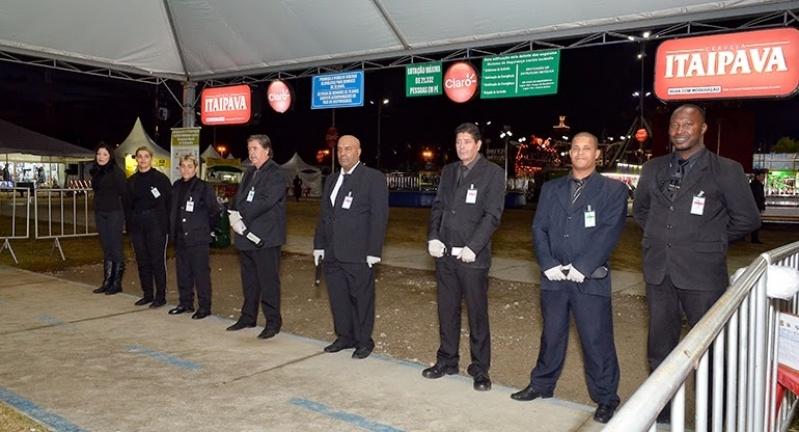 Segurança Privada para Grandes Eventos na Vila Marisa Mazzei - Segurança para Grandes Eventos