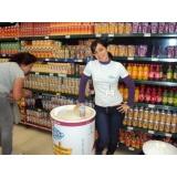 agência de promotores para degustação em mercado José Bonifácio