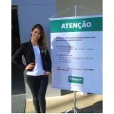 agência de promotores para eventos na Vila Mazzei