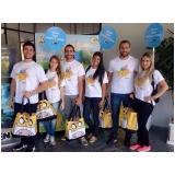 agência de promotores sampling em feiras Parque São Rafael