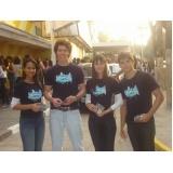 contratar promotores para eventos em Santa Isabel