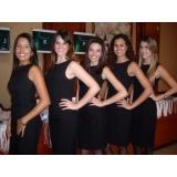 contratar recepcionista para evento na Santa Cecília