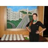 contratar recepcionista para palestras na Cantareira