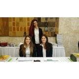 contratar recepcionista para workshop na Cidade Jardim