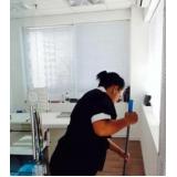 empresa de auxiliar de limpeza para eventos Parque São Domingos