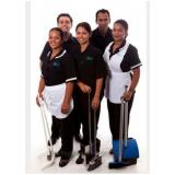 empresa de limpeza para eventos em sp em Carapicuíba