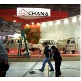 equipes de limpeza em feiras promocionais na Vila Anastácio