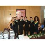 preço de recepcionista para workshop na Brasilândia