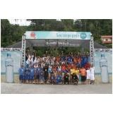 promotores para ação de verão na Vila Clementino