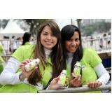 promotores sampling em feiras em sp na Cachoeirinha