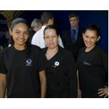 quanto custa auxiliar de limpeza para eventos Tatuapé