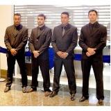 seguranças para pequenos eventos em Rio Grande da Serra